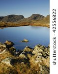 Scafell And Scafell Pike From...