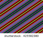 abstract geometric pattern | Shutterstock . vector #425582380