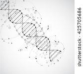 science template  wallpaper or... | Shutterstock .eps vector #425705686