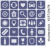 useful vector icons | Shutterstock .eps vector #425719678