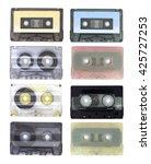 Various Audio Cassettes...