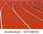 All Weather Running Track