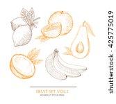 Lemon  Orange  Coconut  Banana  ...