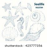 Sealife Collection  Seahorse...