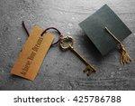 achieve your dreams key tag