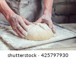 Wheat Bread To The Oven. The...