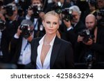 cannes  france   20 may 2016  ... | Shutterstock . vector #425863294