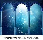 ramadan kareem background | Shutterstock . vector #425948788