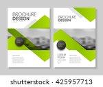 business brochure design. a4...   Shutterstock .eps vector #425957713