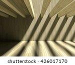 3d rendering image of blank...   Shutterstock . vector #426017170