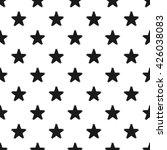 grunge seamless pattern of... | Shutterstock .eps vector #426038083