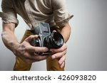 Fashion Photographer With An...