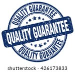 quality guarantee. stamp | Shutterstock .eps vector #426173833