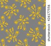 floral seamless pattern | Shutterstock .eps vector #426177556