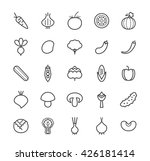 set of quality isolated... | Shutterstock .eps vector #426181414
