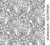 vector magic fairy forest... | Shutterstock .eps vector #426199564