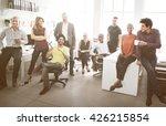 business corporation...   Shutterstock . vector #426215854