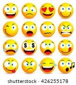 Smiley Face And Emoticon Simpl...