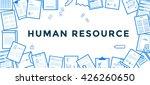 human resource document banner