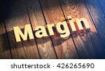 "the word ""margin"" is lined with ... 
