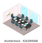 a vector illustration of a... | Shutterstock .eps vector #426284068