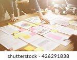 business corporation... | Shutterstock . vector #426291838