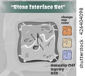 stone user interface element 15....
