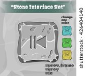 stone user interface element 16....