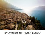 lake garda | Shutterstock . vector #426416500
