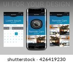 user interface design for your...