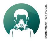 safety equipment design    Shutterstock .eps vector #426442936