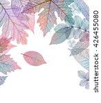 Leaf Colorful Autumn Backgroun...