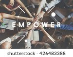 Small photo of Empowerment New Goals Motivation Affirmation Concept