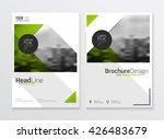 business brochure design....   Shutterstock .eps vector #426483679