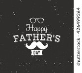 father day  label | Shutterstock .eps vector #426499264