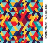 seamless pattern with... | Shutterstock .eps vector #426508180