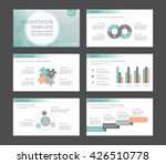 set of infographic elements for ...