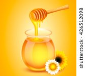 Realistic Honey Stick And...