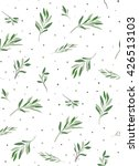 nice seamless pattern with... | Shutterstock .eps vector #426513103