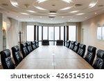 business meeting room in office  | Shutterstock . vector #426514510