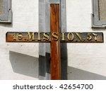 cross - stock photo