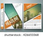 brochure design template vector....   Shutterstock .eps vector #426653368