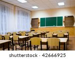 school room after employments | Shutterstock . vector #42666925