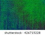 digital disruption concept... | Shutterstock . vector #426715228