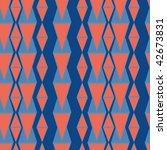 seamless vector pattern | Shutterstock .eps vector #42673831