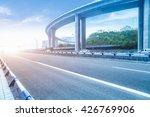 chongqing flyover | Shutterstock . vector #426769906