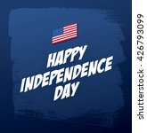 fourth of july independence day | Shutterstock .eps vector #426793099