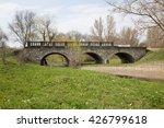 Old Broken Stone Bridge.