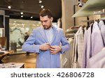 sale  shopping  fashion  style... | Shutterstock . vector #426806728
