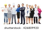 people  profession ... | Shutterstock . vector #426809920